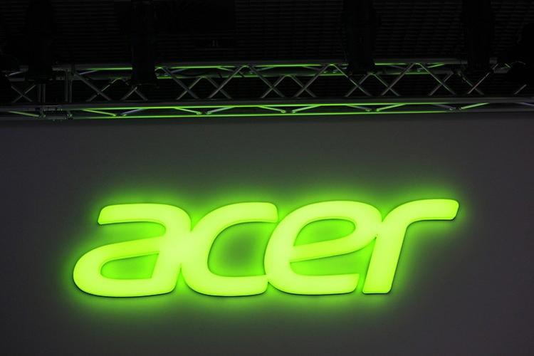 """Acer представит новый бренд — возможно, для игровых аксессуаров"""""""