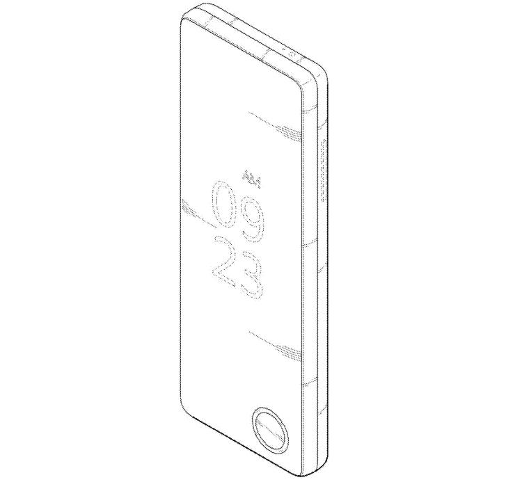 """LG разрабатывает гибкий смартфон-книжку с двумя экранами"""""""