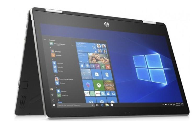 HP Pavilion x360 11: ноутбук-трансформер с безвентиляторной конструкцией