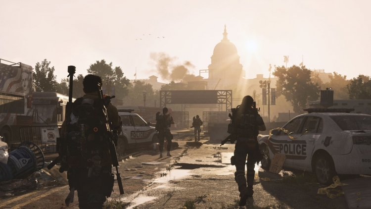 "Трейлер The Division 2 о сотрудничестве с AMD и преимуществах игры на ПК"""