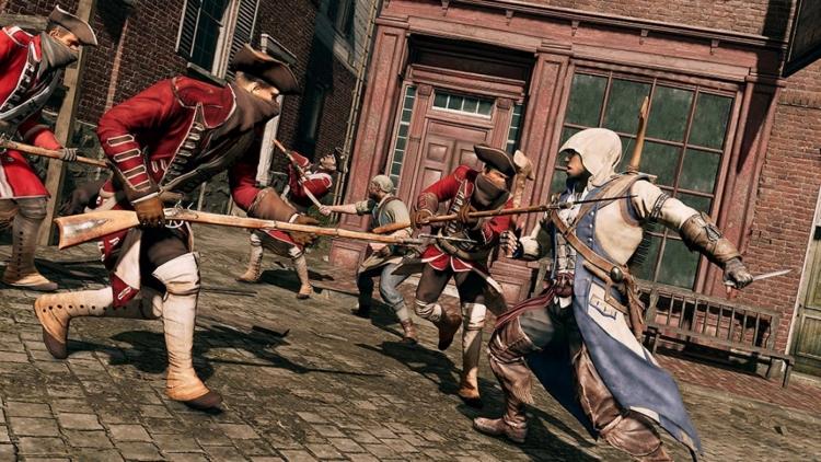 """В ремастерAssassin's Creed III добавят новые возможности для скрытного прохождения"""""""
