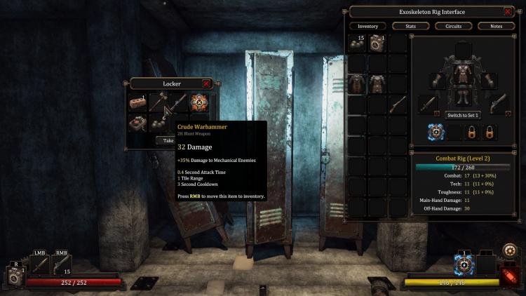 Ролевой dungeon crawler Vaporum выйдет на консолях в апреле