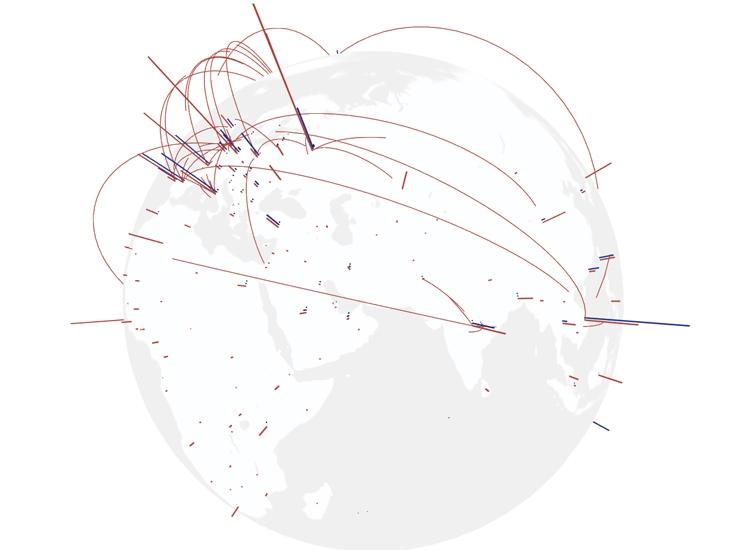 """Карты кибератак и предоставления госуслуг: заработал сайт нацпрограммы «Цифровая экономика»"""""""