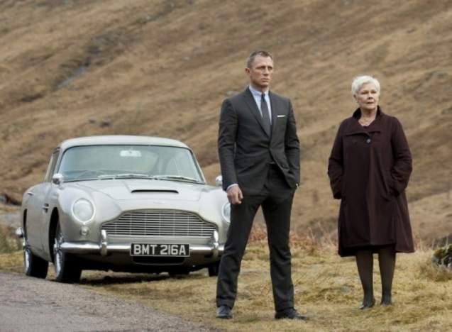 """Агент 007 пересядет на электромобиль Aston Martin Rapide E"""""""