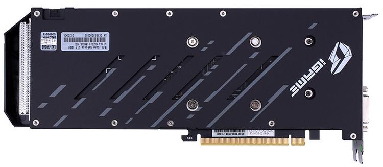 """Colorful представила iGame GeForce GTX 1660 Ultra с крупной системой охлаждения"""""""
