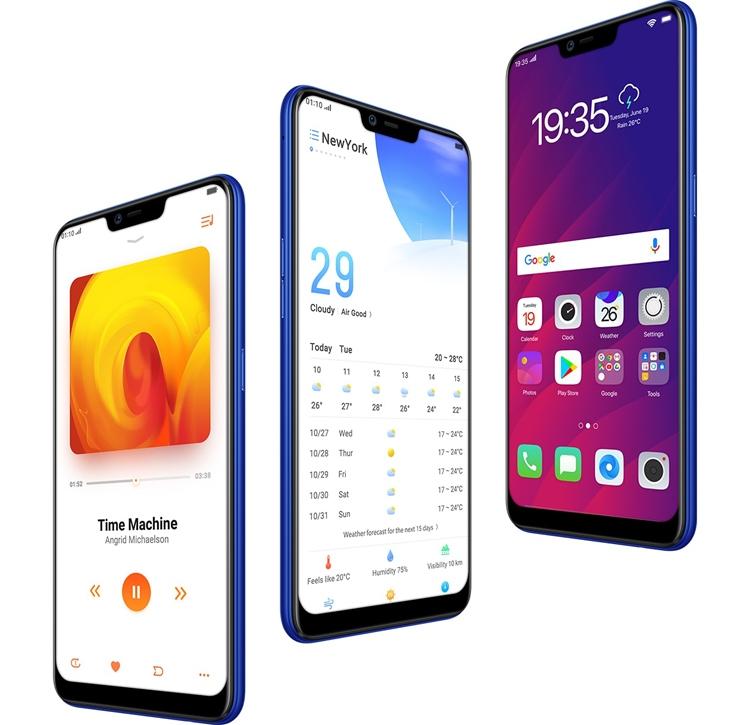 "Грядёт выход смартфона OPPO AX5s с 6,2"" экраном и мощным аккумулятором"""