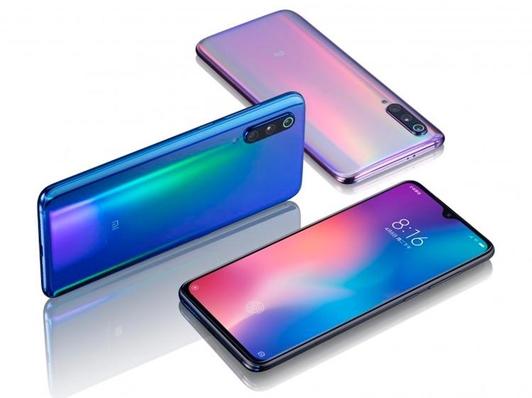 Цветные версии Xiaomi Mi 9