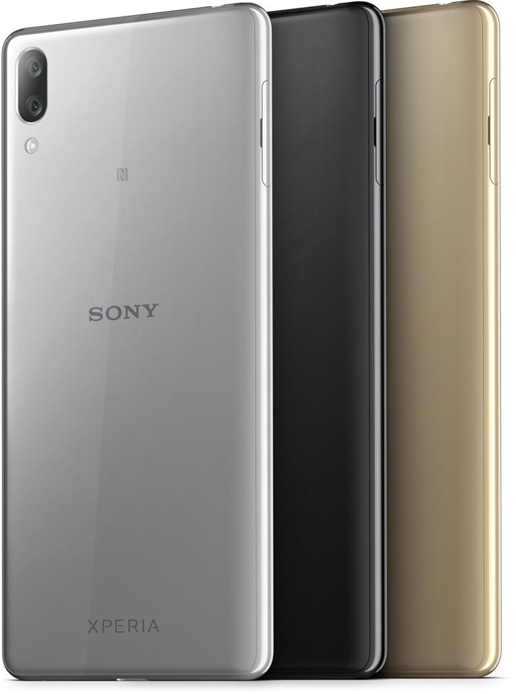 """Смартфоны Sony Xperia 10, 10 Plus и L3 выходят в России: цена — от 15 до 30 тыс. рублей"""""""