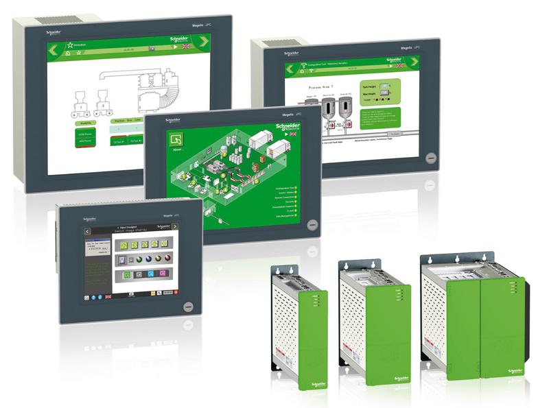 Промышленные компьютеры Magelis iPC