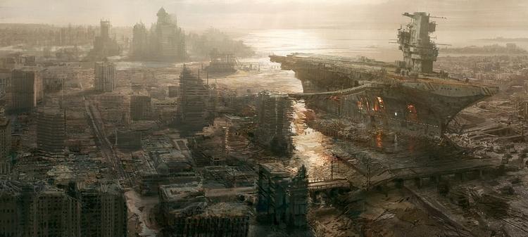 """Фанат составил самую подробную хронологию мира Fallout — в ней больше тысячи событий"""""""