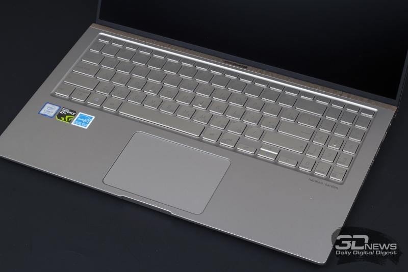 Обзор ASUS ZenBook 15 UX533FD: самый большой ультрабук