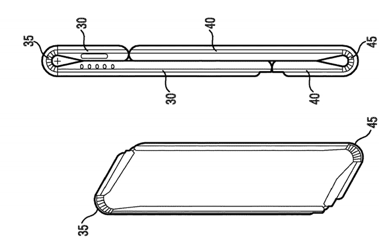 "В Samsung придумали гибкий смартфон со съёмной камерой"""