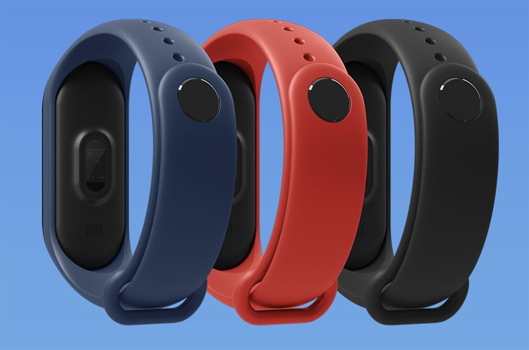 "Xiaomi вскоре представит фитнес-браслет Mi Band 4"""