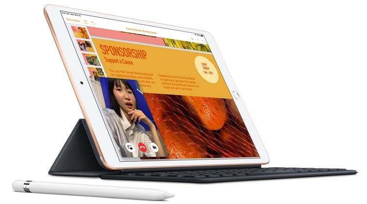 """От 500 долларов: новый планшет Apple iPad Air получил 10,5"""" экран и процессор A12 Bionic"""""""