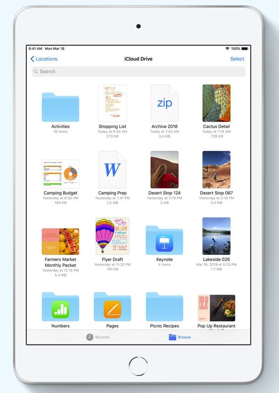 """Apple представила новый планшет iPad mini с 7,9-дюймовым экраном Retina"""""""