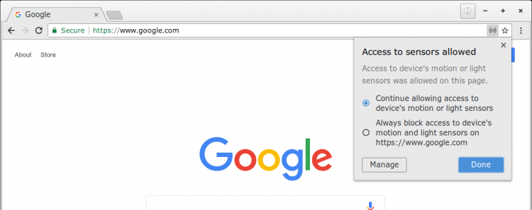 """Google добавит в Chrome защиту от слежки со стороны сайтов"""""""