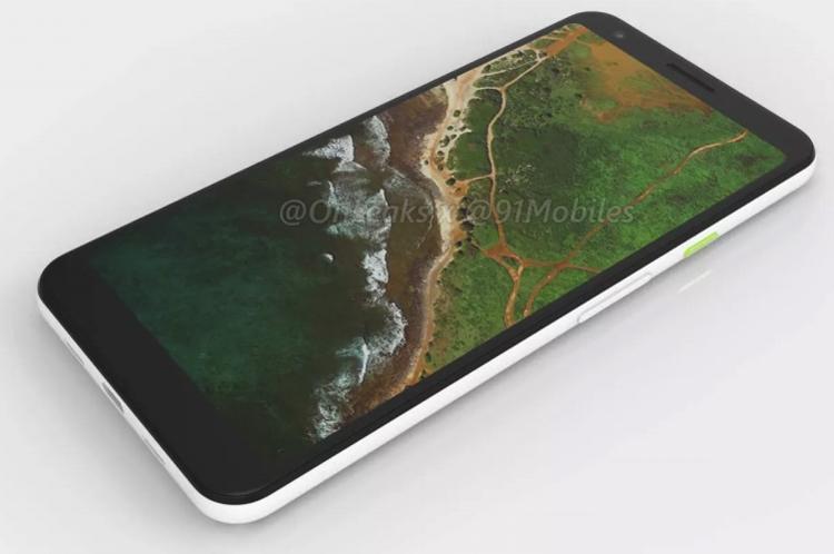 """Смартфоны Google Pixel 3a и Pixel 3a XL полностью рассекречены до анонса"""""""