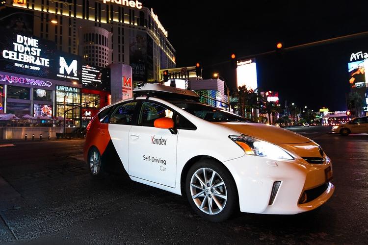 """Автопилот «Яндекса» пропишется в автомобилях Hyundai"""""""
