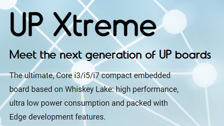 AAEON UP Xtreme: platform for developers with the Intel