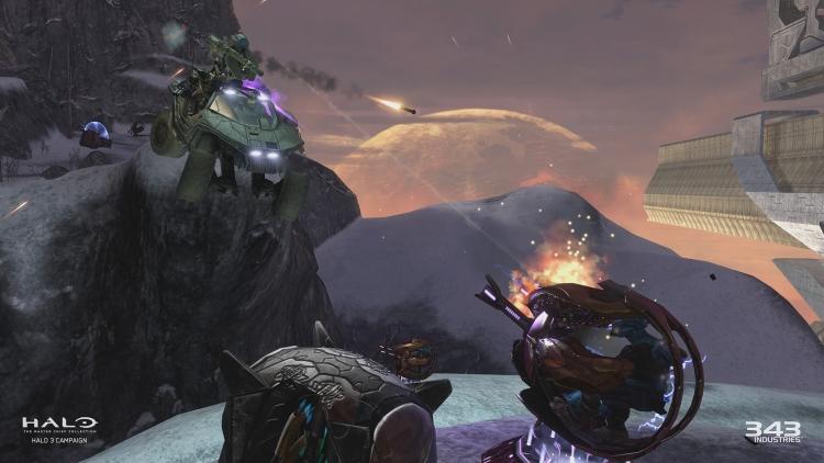 """Halo: The Master Chief Collection пока не будет поддерживать кроссплей и кросспокупку между ПК и Xbox One"""""""