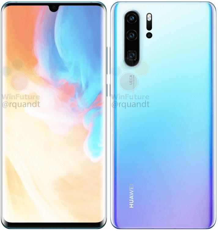 """Huawei P30 и P30 Pro не будут доступными аппаратами — цена начнётся с $850"""""""