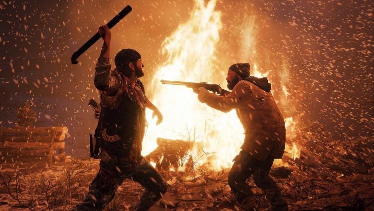 """Видео: восторженные отзывы критиков после знакомства с Days Gone для PS4"""""""