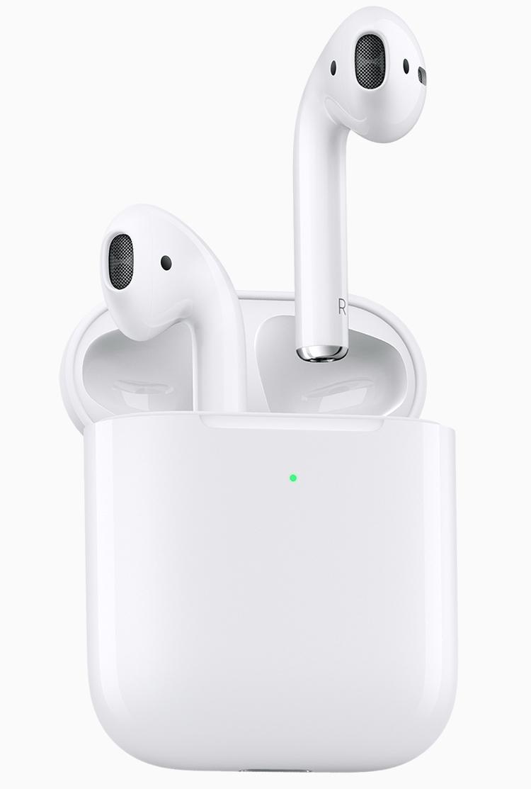 Дебют новых наушников Apple AirPods: улучшенная автономность и дополнительные функции
