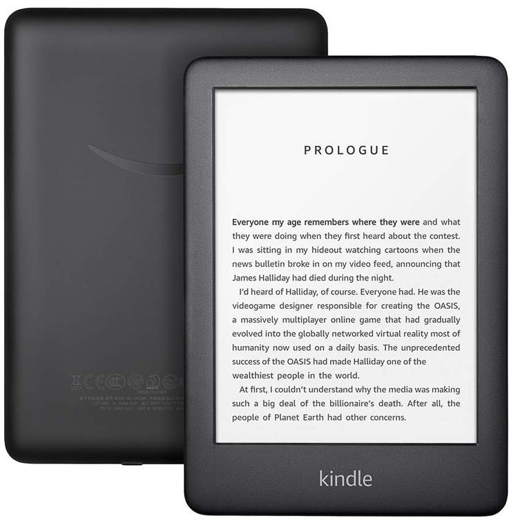 """Новый ридер Amazon Kindle с подсветкой стоит $90"""""""