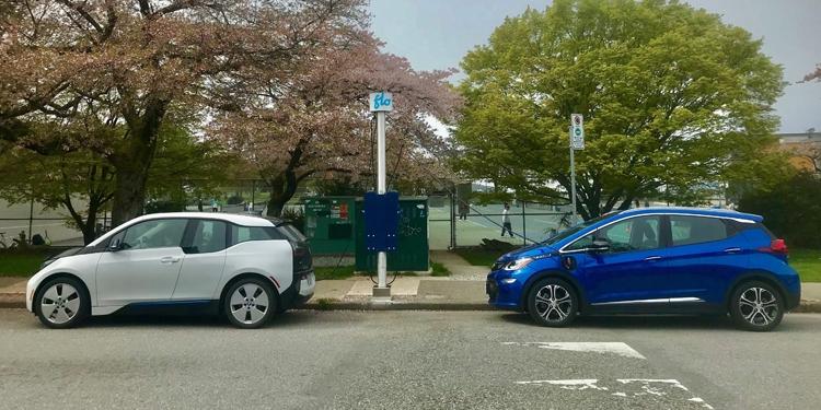 В Канаде впервые введут субсидирование покупки электромобилей