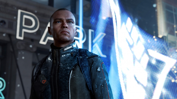 "Detroit: Become Human выйдет на ПК в качестве эксклюзива Epic Games Store"""