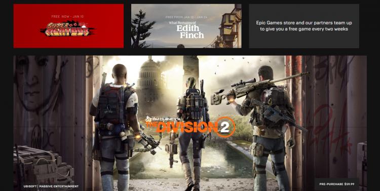 """Ubisoft продолжит сотрудничать с Epic Games и раздаст бесплатные игры"""""""