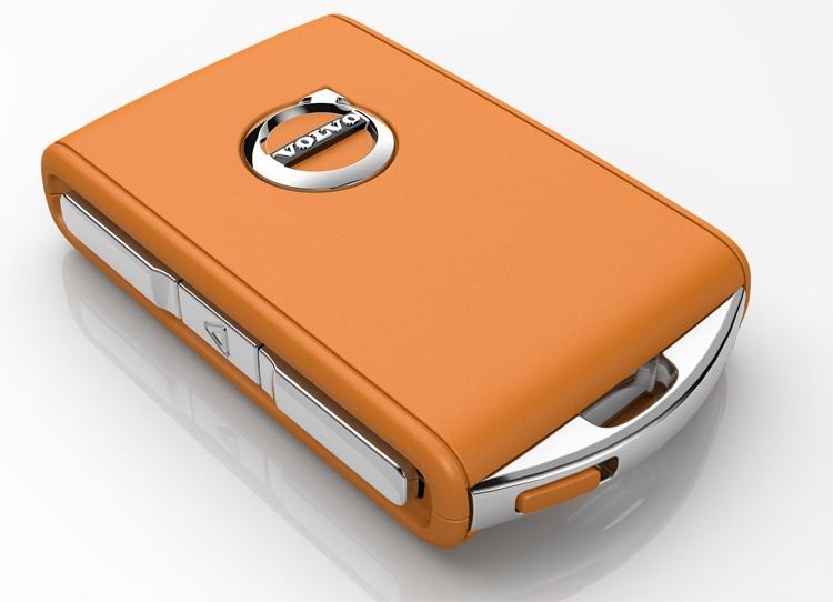 """Volvo Care Key: новая система ограничения скорости в автомобиле"""""""