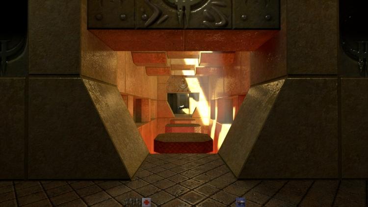 """Видео: NVIDIA показала свою версию Quake II RTX в сверхширокоформатном режиме"""""""