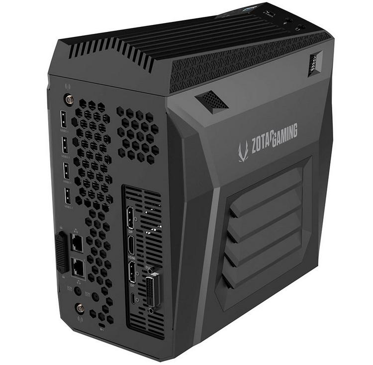 """Zotac MEK Mini: компактный игровой компьютер с GeForce RTX 2070"""""""