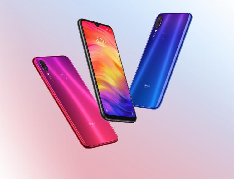 """Redmi Note 7 в России: 13 990 руб, продажи начнутся 28 марта"""""""