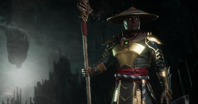 """Видео: пять доступных бойцов в закрытом бета-тестировании Mortal Kombat 11"""""""
