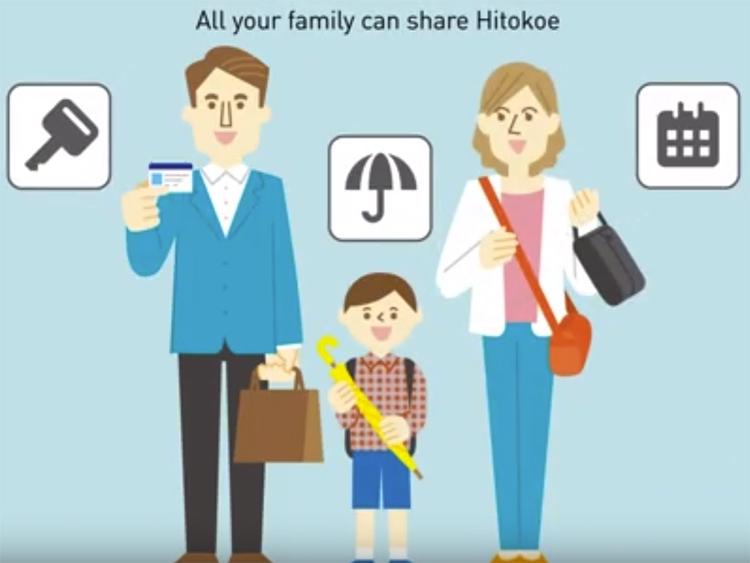 """Panasonic Hitokoe, или Как не забыть нужные вещи при выходе из дома"""""""