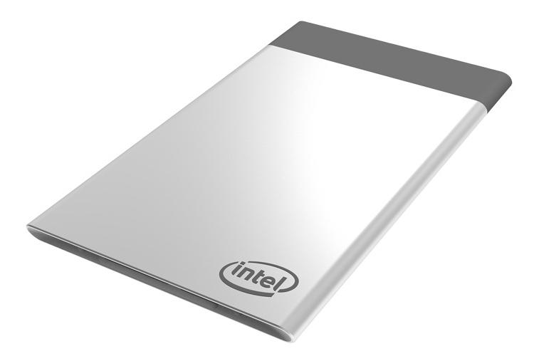 """Intel сворачивает проект по созданию мини-компьютеров Compute Card"""""""