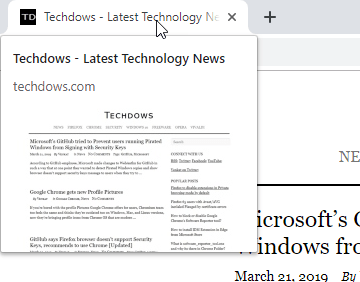 """В Chrome перенесли две востребованные функции из Microsoft Edge"""""""