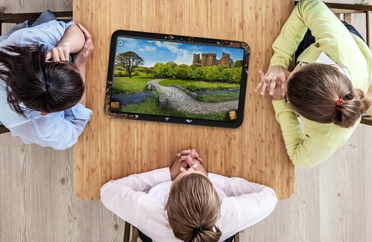 """Archos Play Tab: гигантский планшет для игр и развлечений"""""""