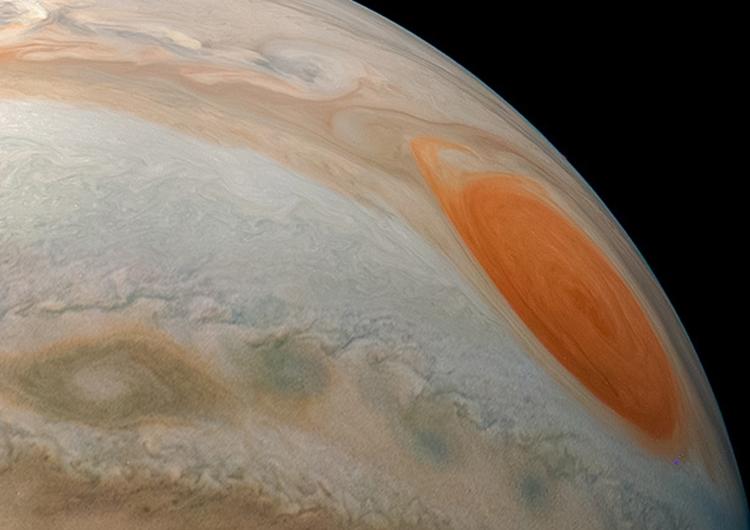 """Фото дня: один из лучших снимков Юпитера с орбиты планеты"""""""