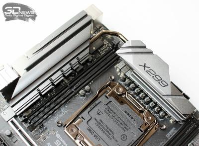 Материнская плата ASRock X299 OC Formula: созданная для разгона