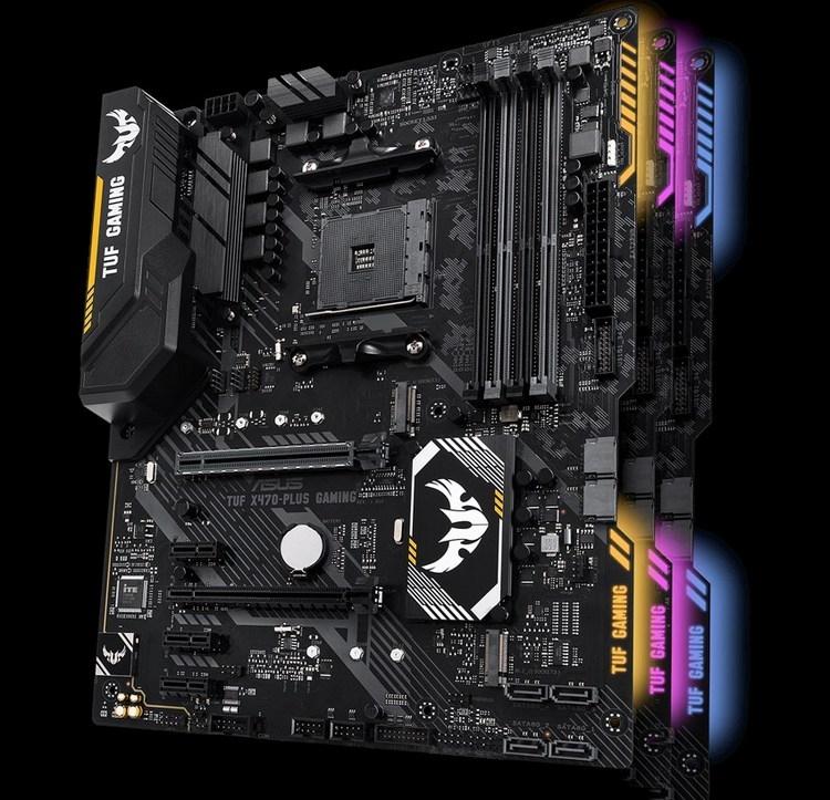 """ASUS работает над дюжиной материнских плат на базе AMD X570"""""""