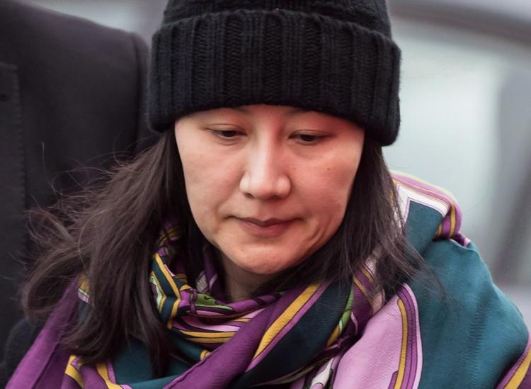 """У финансового директора Huawei при аресте изъяли MacBook, iPhone и iPad"""""""