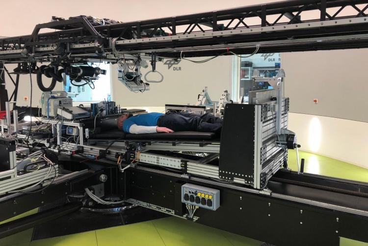 """NASA и ESA изучат, как искусственная гравитация может помочь поддерживать здоровье астронавтов"""""""