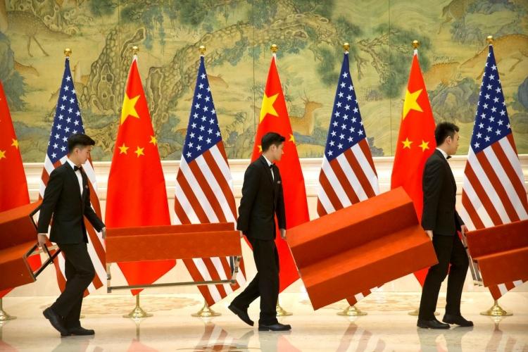 """FT: Китай отказывается выполнить требование США ослабить ограничения для технологических фирм"""""""