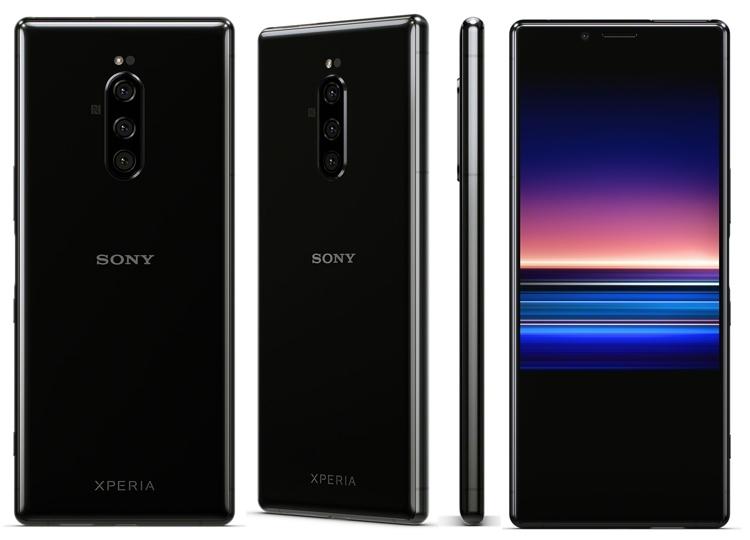 """Экран Sony Xperia 1 будет всё время работать в режиме 4K"""""""