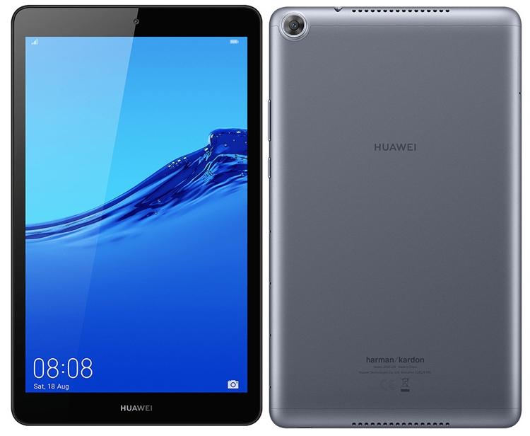 "Планшет Huawei MediaPad M5 Lite 8 с чипом Kirin 710 доступен в четырёх версиях"""
