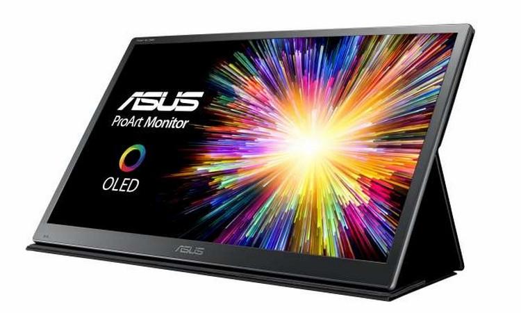 "ASUS ProArt PQ22UC: профессиональный OLED-монитор с 4K и HDR за 400 тысяч рублей"""