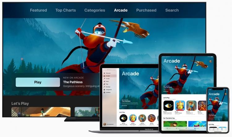 """Apple Arcade — игровая служба по подписке для iOS и macOS"""""""